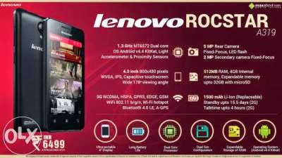 How to Update Lenovo A319 with International Firmware Version S312