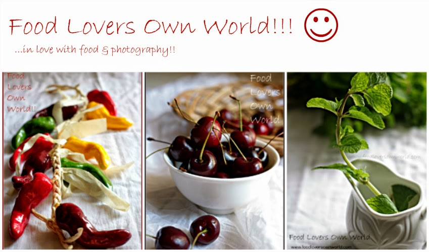 Food Lover's Own World