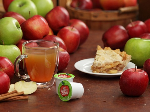 Green Mountain Naturals apple cider
