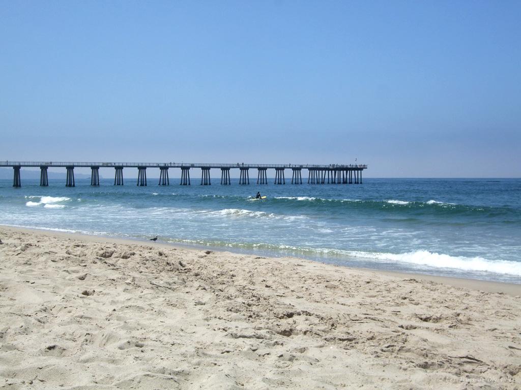 Fond d'écran AOUT 2012, avec et sans calendrier - Californie (photo août 2010)