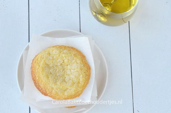 chewy citroen koekjes