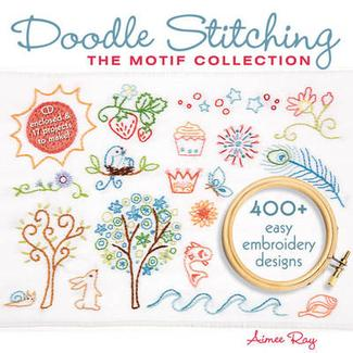 Stitching Cow New Doodle Stitching Embroidery Book