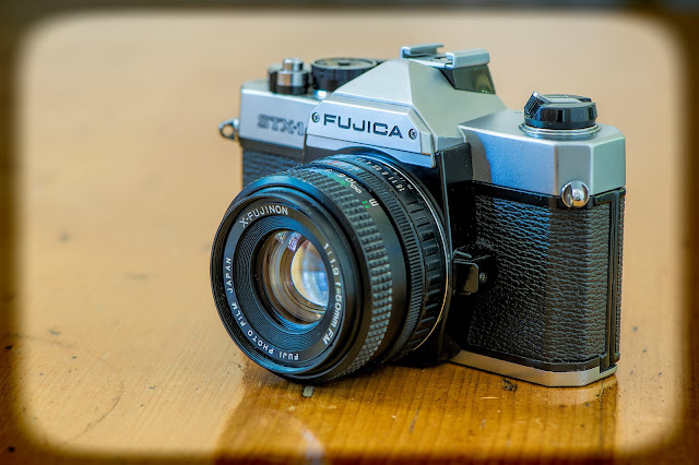 Fujica STX 1 Film camera