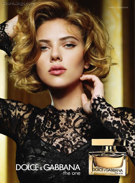Scarlet Johansson for Dolce & Gabbana