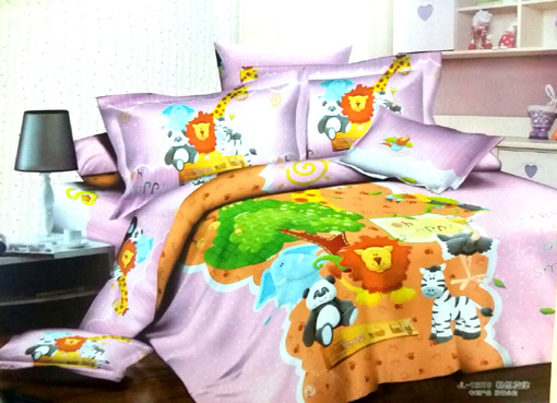 Sprei Anak Motif Animals