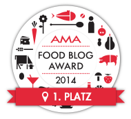AMA FOODBLOGAWARD 2014
