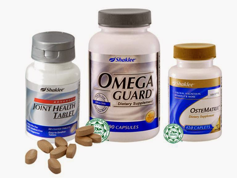 join health tablet, ostematrix dan omega guard