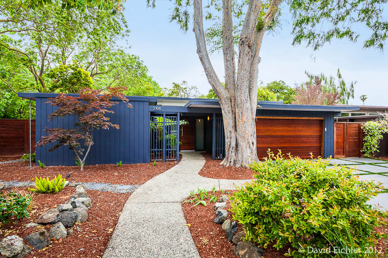 Remodeled mid-century modern home for sale in austin, texas