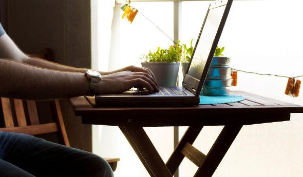 Tempat Kerja Online