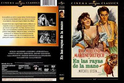 En las rayas de la mano (1947) | Cine clásico
