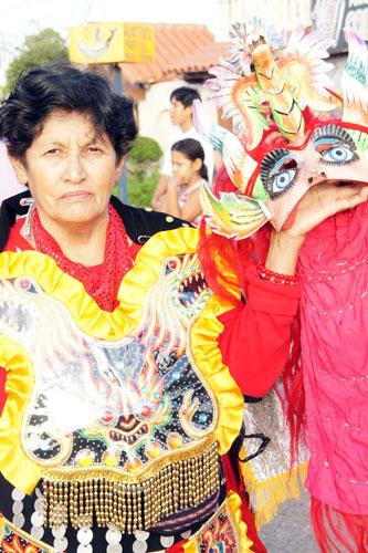 Entradas folkloricas en Bolivia 58
