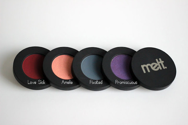 melt cosmetics the love sick stack