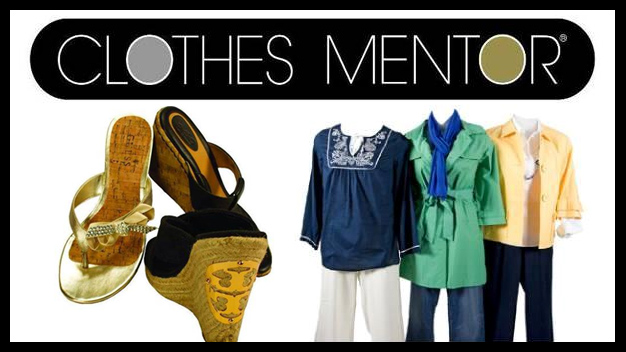 Clothes mentor coupons
