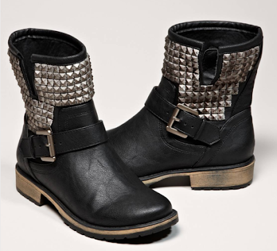 American Eagle Outfitters, American Eagle Outfitters AEO Studded Moto Boots, AEO Studded Moto Boots, American Eagle Outfitters boots, AEO boots, boots, fashion
