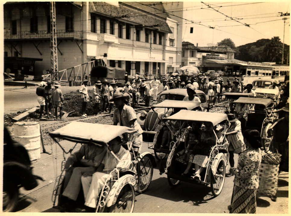 Foto Tempo Dulu Jakarta Gambar Jakarta Tempo Dulu