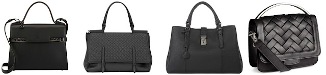 Three of these top handle handbags costs thousands of dollars and one is from H&M for $60. Can you guess which one is the more affordable bag? Click the links below to see if you are correct!