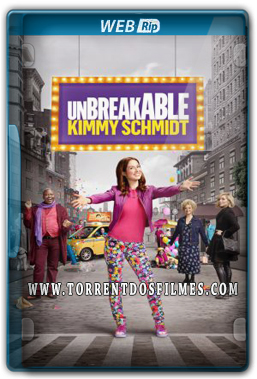 Unbreakable Kimmy Schmidt 2ª Temporada (2016) Torrent – Dublado WEBRip 720p Dual Áudio