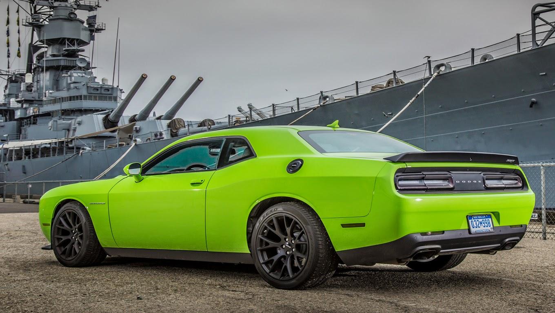Challenger hellcat 2015