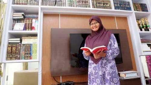 Nurmillaty Abadiah