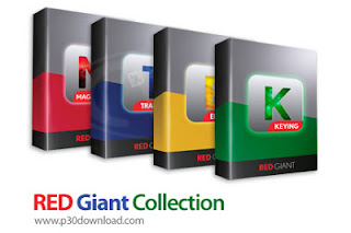 Red Giant Collection - All Plug-ins for After Effects and Primiere