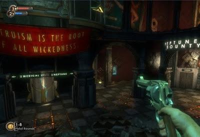 BioShock 1 PC Games Gameplay