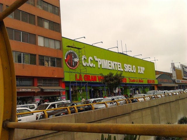 CENTRO COMERCIAL PIMENTEL
