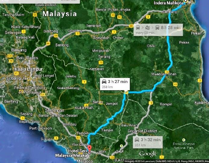 jejalan2je Jalan jalan Zoo Melaka