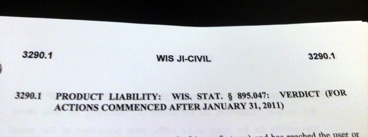 Library Highlights How To Find Wisconsin Jury Instructions