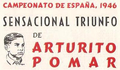 Campeonato de España Santander 1946 en Ajedrez Español