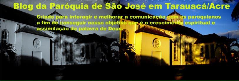 Paróquia de São José/Tarauacá