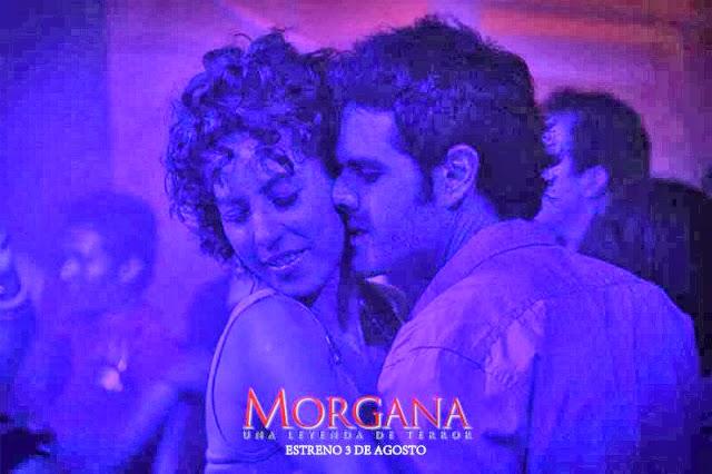 """Imágenes de la película """"Morgana"""""""