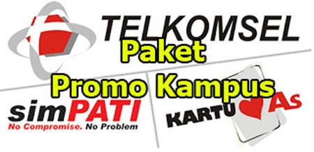 Cara Registrasi Paket Kampus Telkomsel