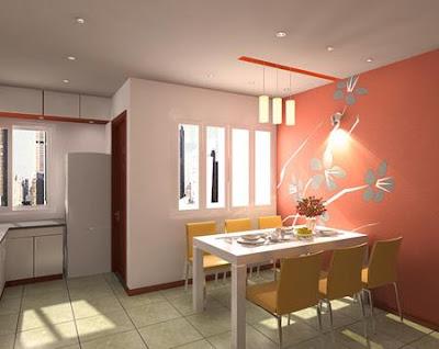 den tro phong an 4 Cách treo đèn trong phòng ăn phù hợp