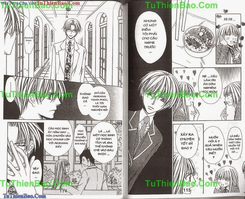 Trái tim kim cương Chapter 2 - Trang 58
