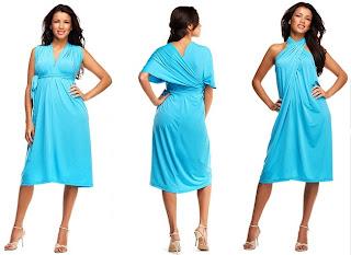 Mai Tai Wrap dress