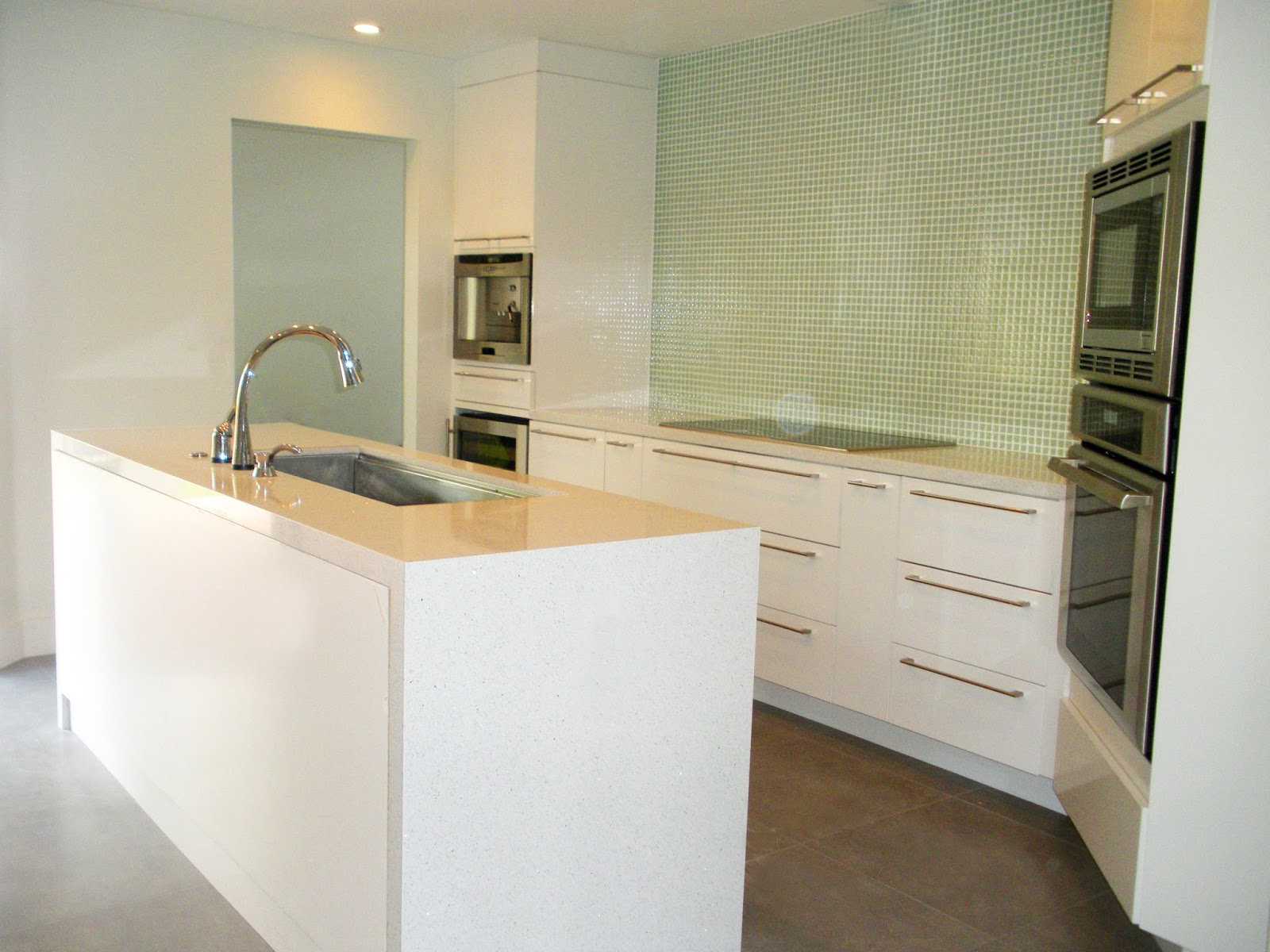 the latest trend for kitchen countertops quartz stone works