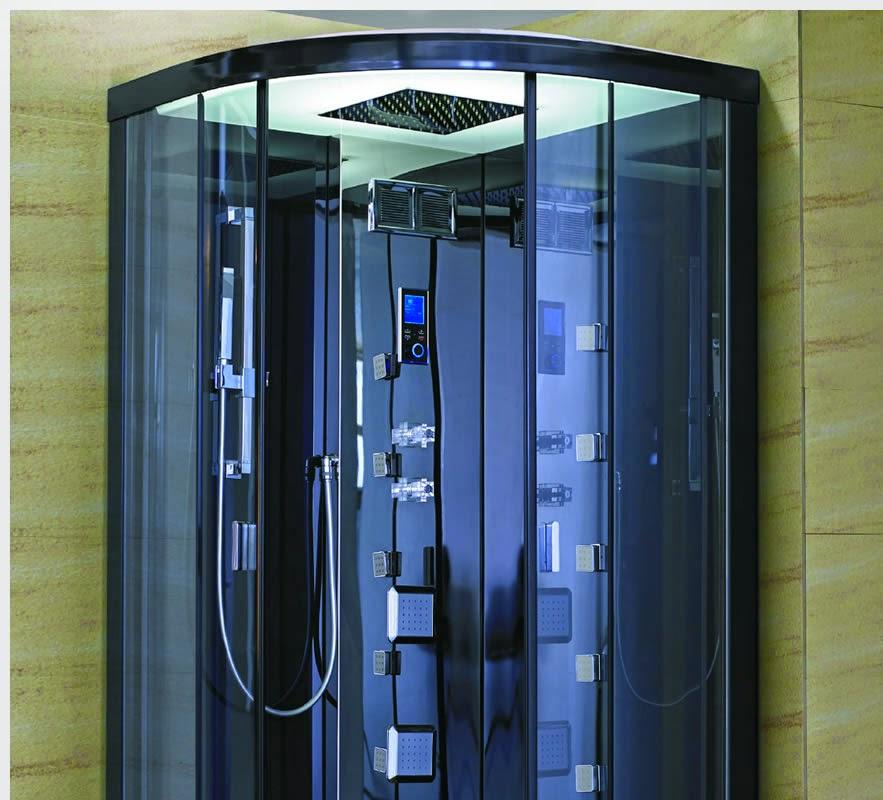 Cabina de ducha escocesa aloha s 9815 sin vapor premium 48387 9 arredobagno sa - Cabina de ducha ...