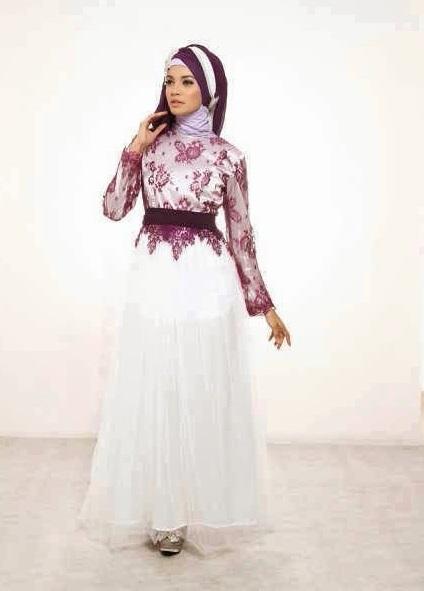 98 Model Baju Brokat Muslim 2015 Model Baju Gamis