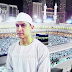 Gambar Amir Khan di Tanah Suci Mekah