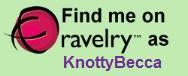 I'm on Ravelry!