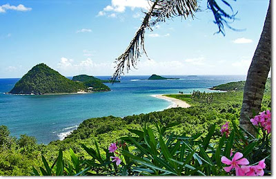 Island of Grenada Karibia