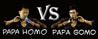 PRU13 | Papa Gomo Bertanding Di Permatang Pauh