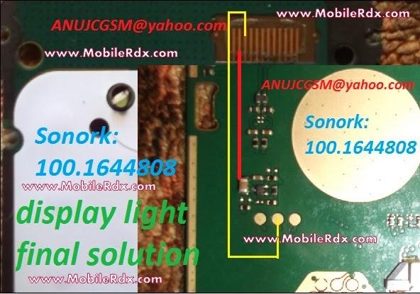 Nokia 105 Display Light Problem Final Solution