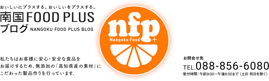 南国FOOD PLUS ブログ