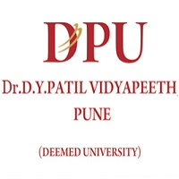 DY Patil Logo