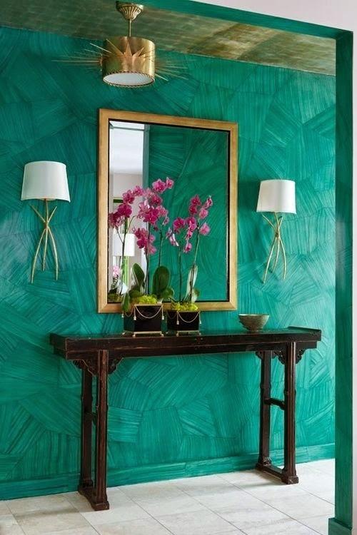 Mueble Baño Azul Turquesa:20 ideias em azul turquesa para decorar casa ~ Decoração e Ideias
