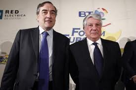 Juan Rosell y Arturo Fernández