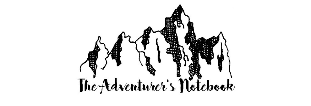 The Adventurers Notebook