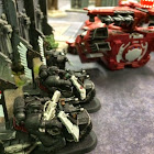 Tau vs. Dark Angels: A Highlander Battle Report
