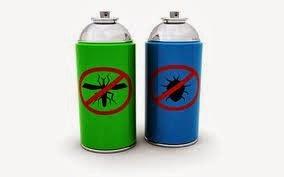 Bahaya Obat Serangga Semprot